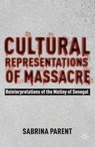 Boek cover Cultural Representations of Massacre van Sabrina Parent