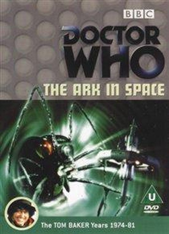 Cover van de film 'Ark In Space'
