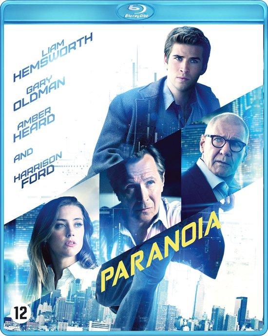 Cover van de film 'Paranoia'
