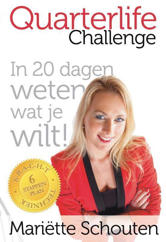 Quarterlife challenge - Mariette Schouten   Fthsonline.com