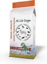 Farm Food High Energy - Schotse Zalmolie - Hondenvoer - 12 kg