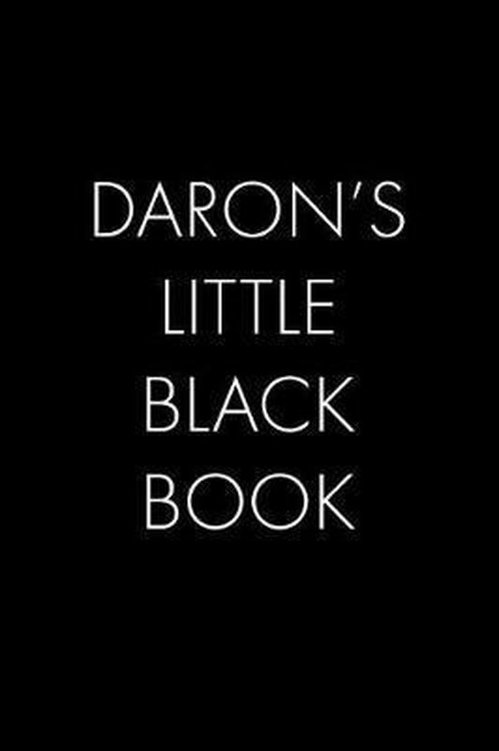 Daron's Little Black Book