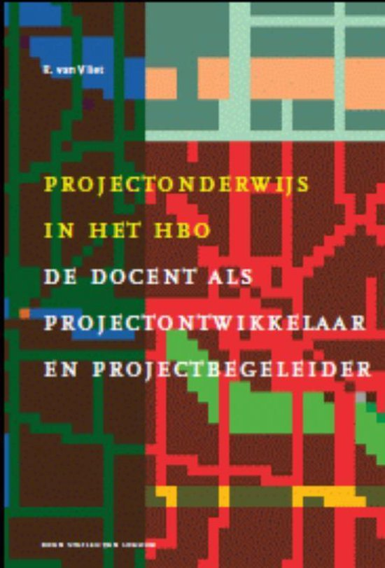 Projectonderwijs in het hbo - Maria van Holten |