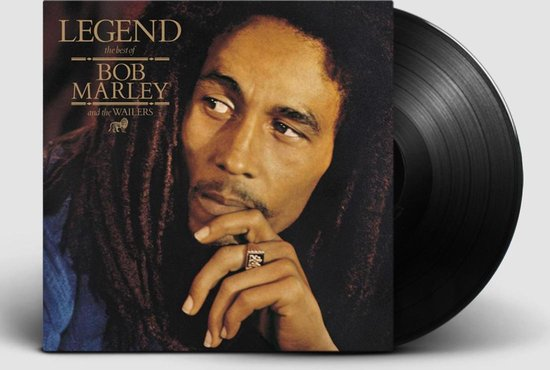 Legend (LP) - Bob Marley & The Wailers