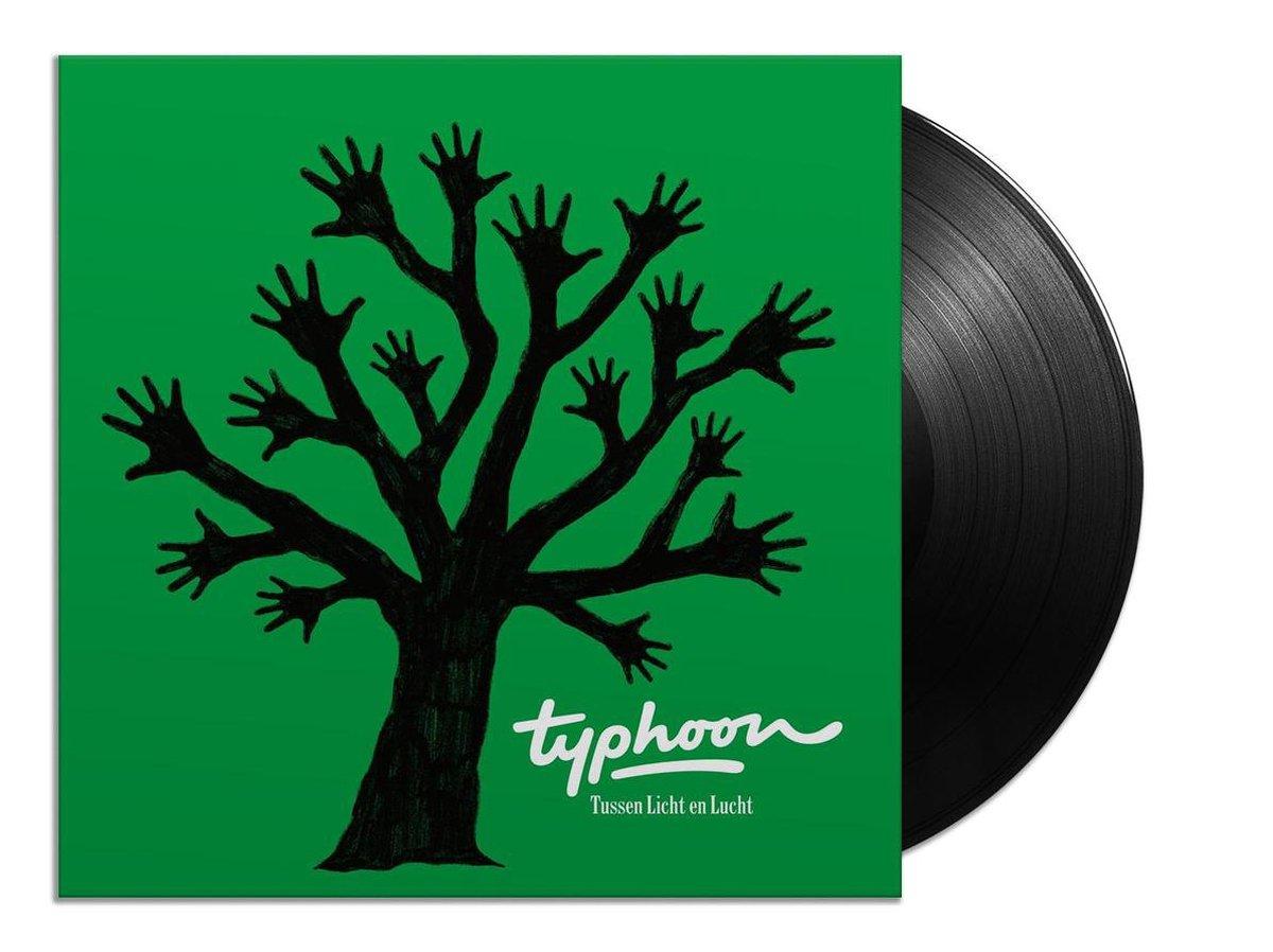 Tussen Licht en Lucht (LP) - Typhoon
