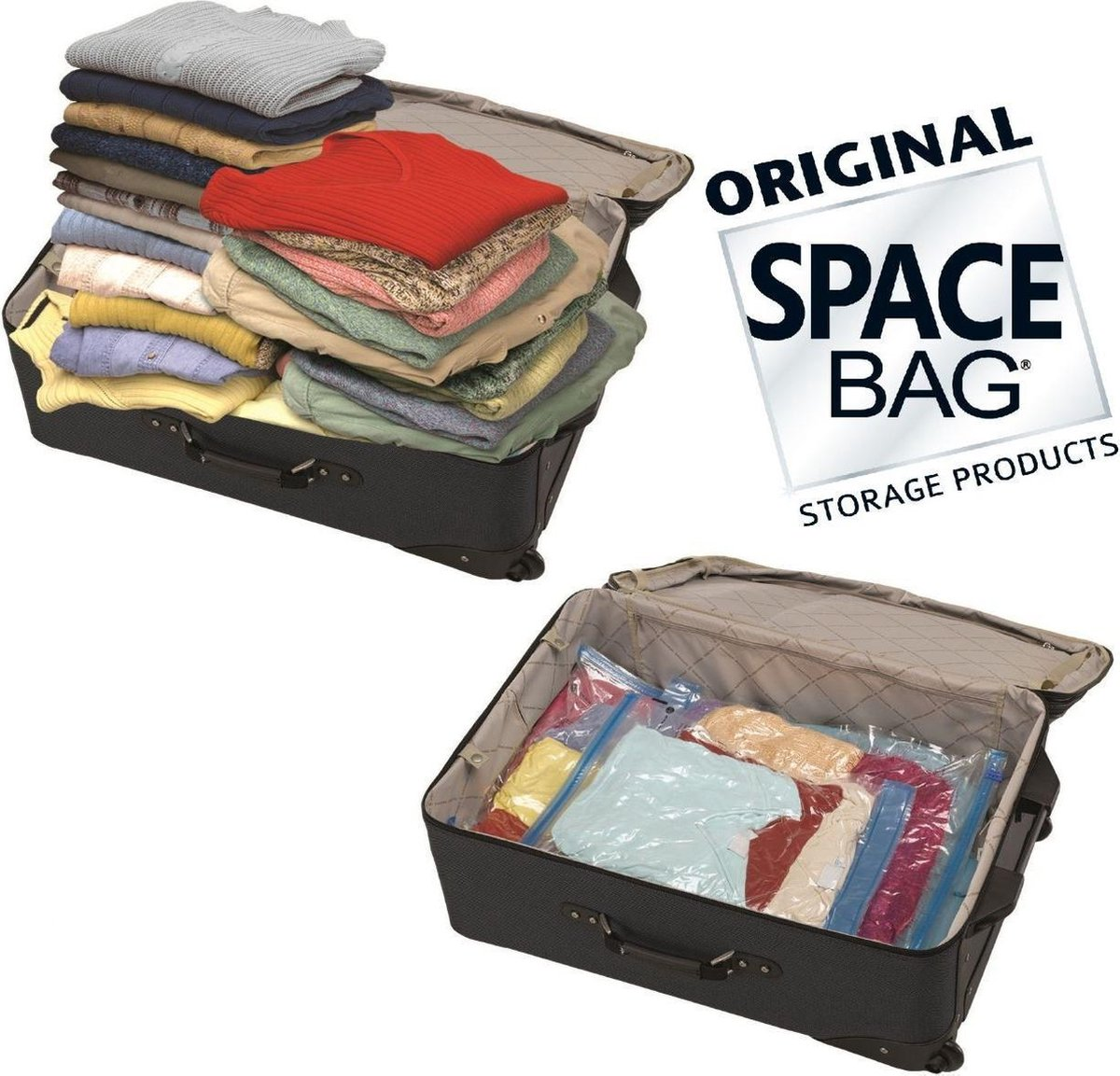 Space Bag vacuumzakken Travel Set - Space Bag