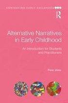 Omslag Alternative Narratives in Early Childhood