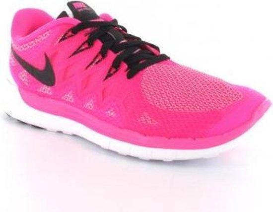 Nike Free 5.0 - Hardloopschoenen - Barefoot  - Vrouwen - Maat 38 - Roze