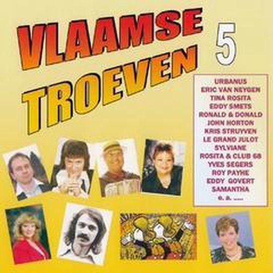 DIVERSE ARTIESTEN - Vlaamse Troeven vol. 5