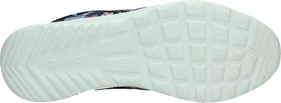 adidas cloudfoam qt racer sneakers wit dames
