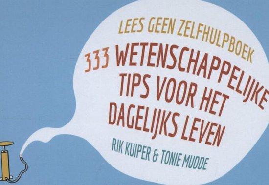 Lees geen zelfhulpboek - dwarsligger (compact formaat) - Rik Kuiper | Readingchampions.org.uk