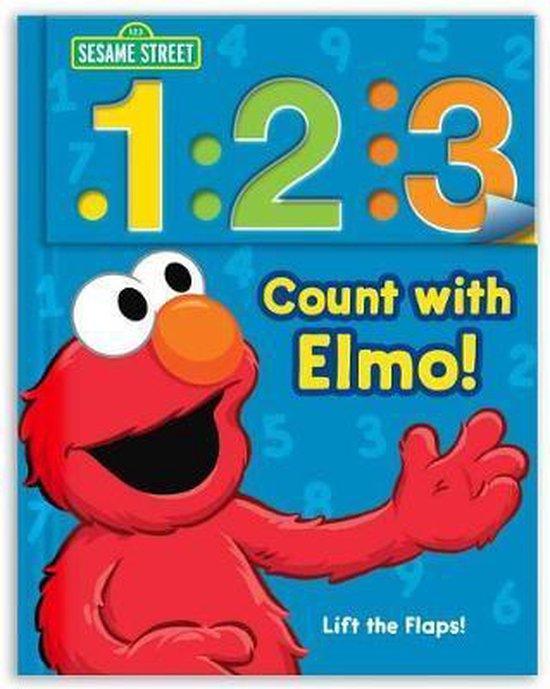 Sesame Street: 1 2 3 Count with Elmo!, Volume 1