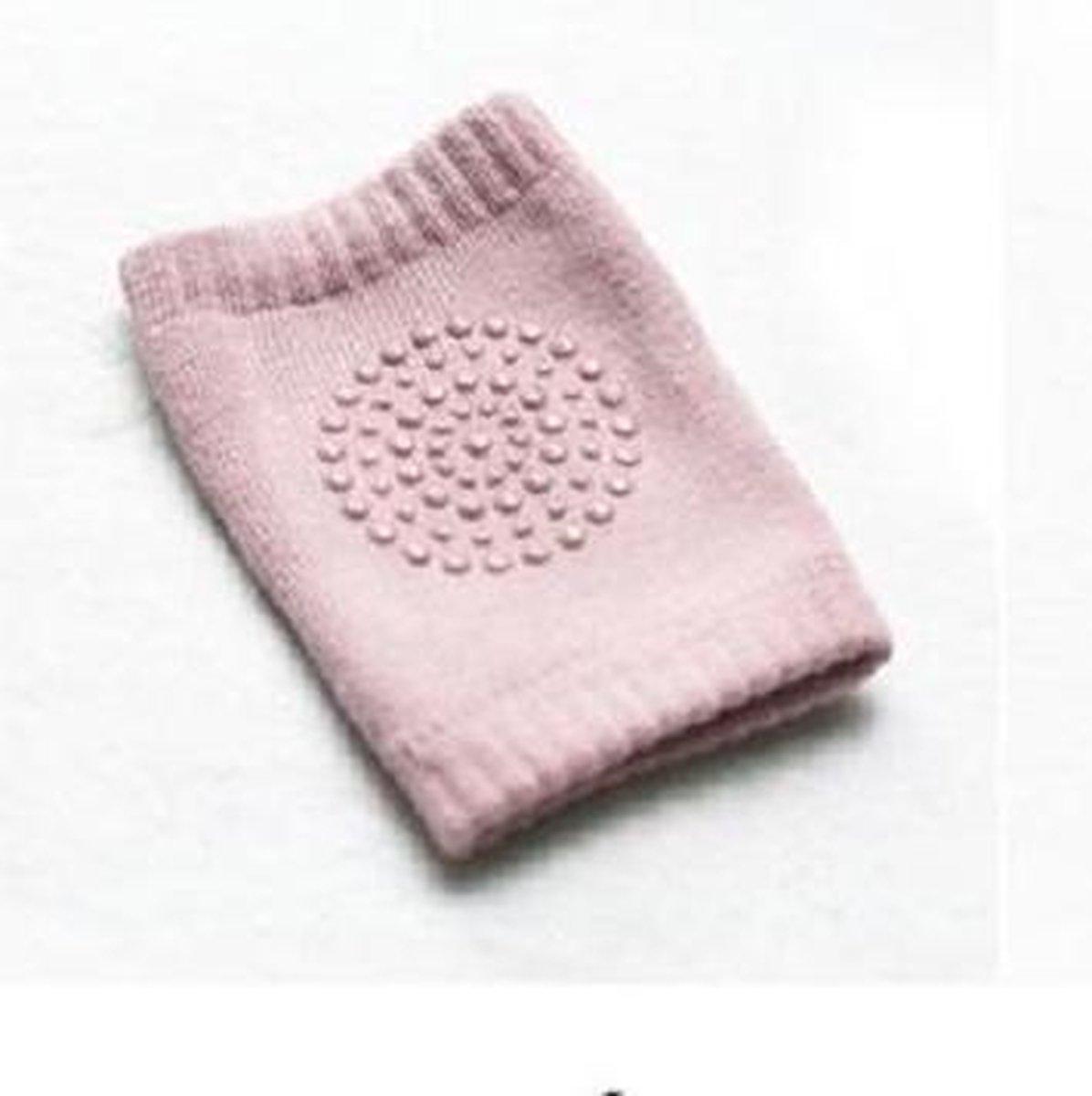 Baby kniebeschermers - 1 Paar - Roze