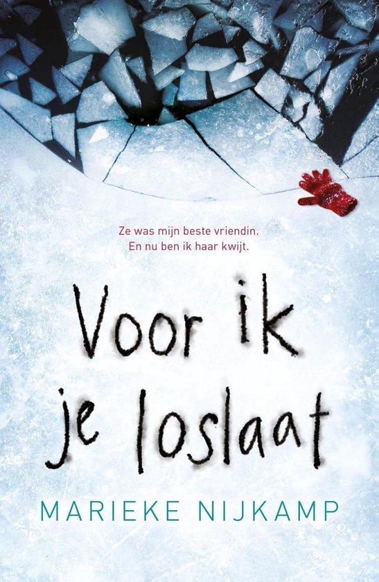 Boek cover Voor ik je loslaat van Marieke Nijkamp (Onbekend)