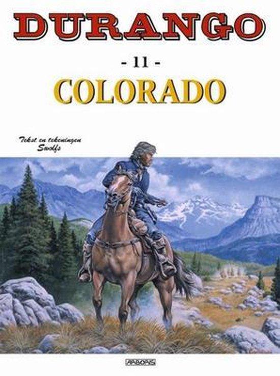 Durango 11. colorado - Yves Swolfs pdf epub