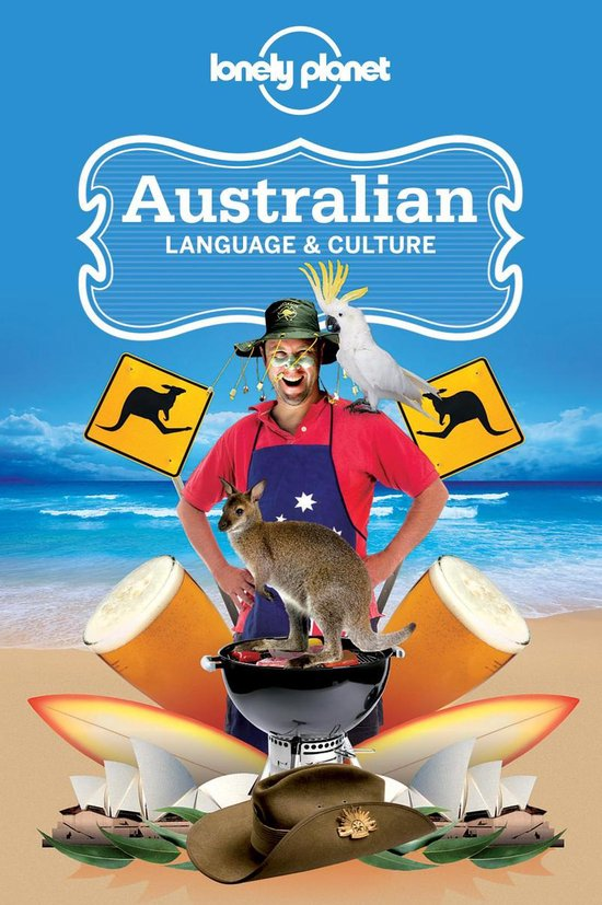Boek cover Lonely Planet: Australian Language & Culture (4th Ed) van Lonely Planet (Onbekend)