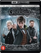 Fantastic Beasts: The Crimes of Grindelwald (Extended Cut) (4K Ultra HD Blu-ray)