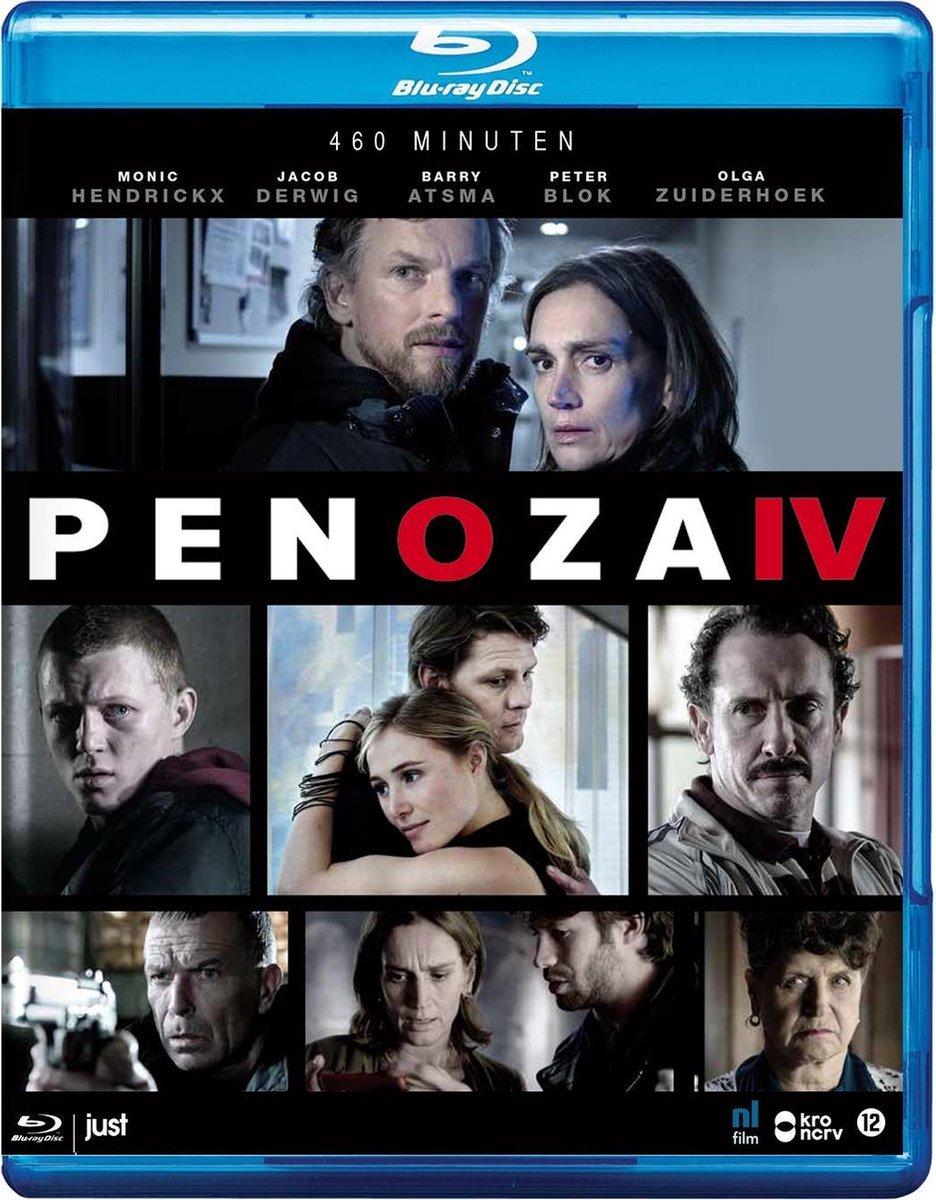 Penoza - Seizoen 4 (Blu-ray) - Monic Hendrickx