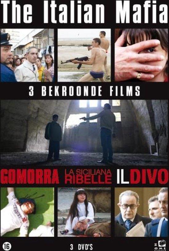 Cover van de film 'The Italian Maffia'