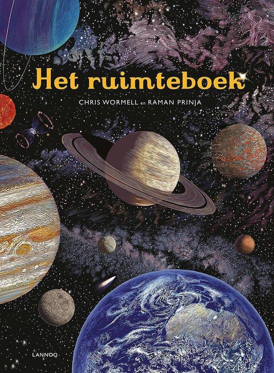 Het ruimteboek - Chris Wormell |
