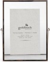 GOLDBUCH GOL-960382 luxe zilverkleurige fotolijst LOFT voor 10x15 cm foto