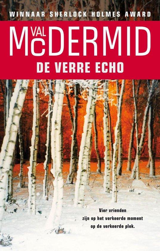De verre echo - Val McDermid |