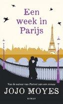 Omslag Een week in Parijs