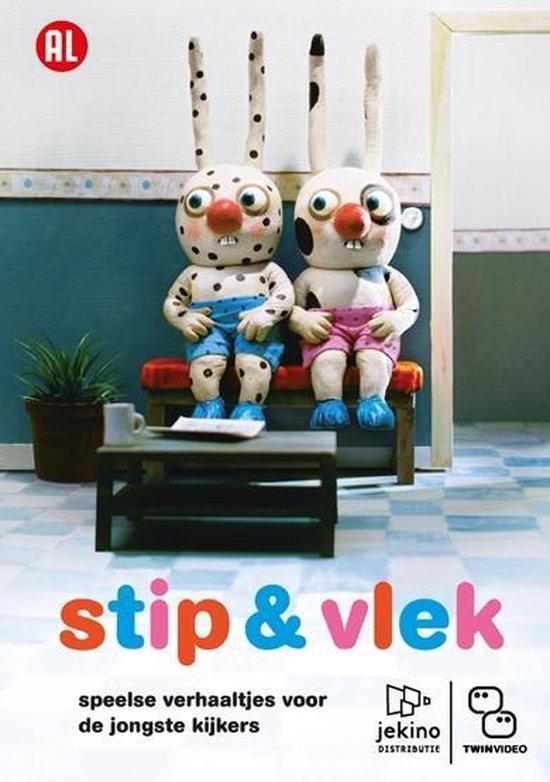 Cover van de film 'Stip & Vlek'