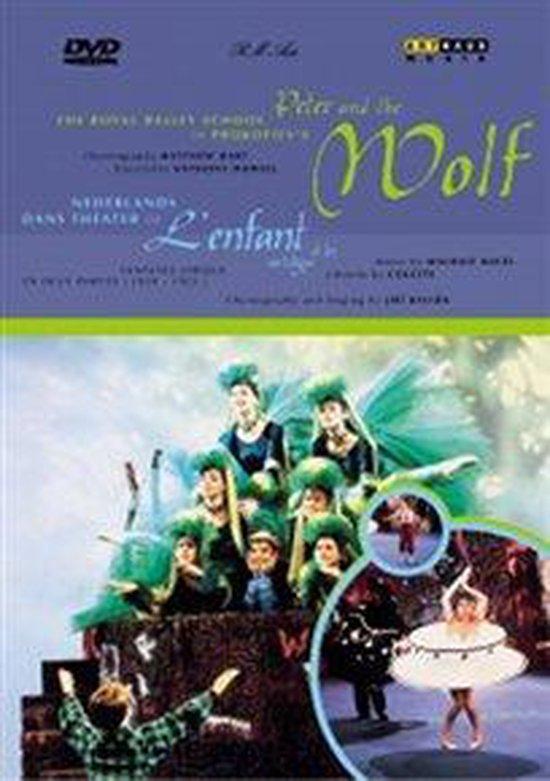 Cover van de film 'Peter and the Wolf'