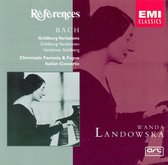 Bach: Goldberg Variations, Italian Concerto, etc / Landowska