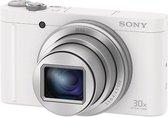 Sony Cybershot DSC-WX500 - Wit