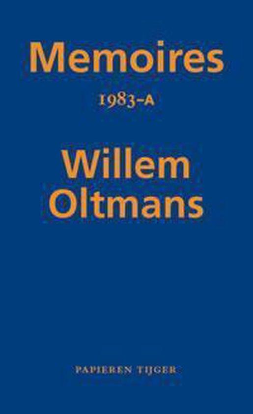 Memoires - Willem Oltmans | Fthsonline.com
