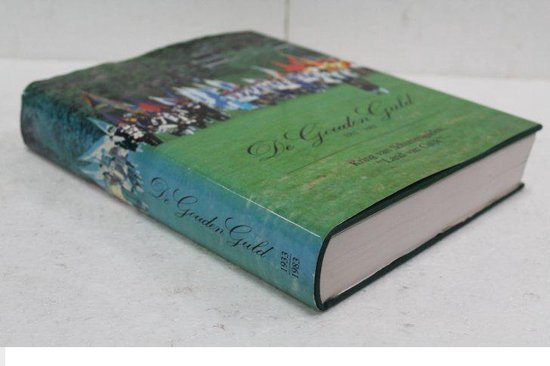 Gilden boekGOUDEN GULD 1933-1983 - H.Van Alem |