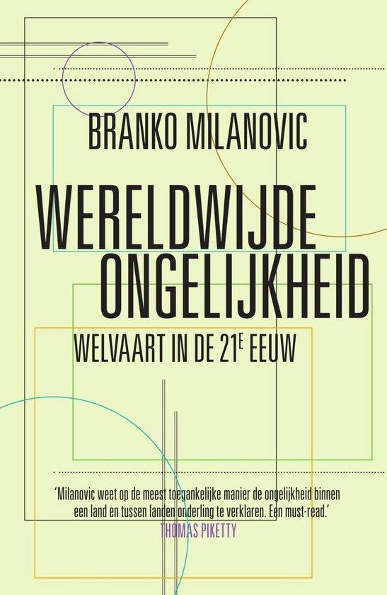 Wereldwijde ongelijkheid - Branko Milanovic | Fthsonline.com