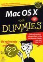 Voor Dummies - Mac OS X 10.1 voor Dummies