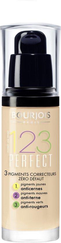 Bourjois 123 Perfect Foundation - 52 Vanille