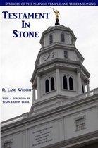 Boek cover Testament in Stone van R. Lane Wright