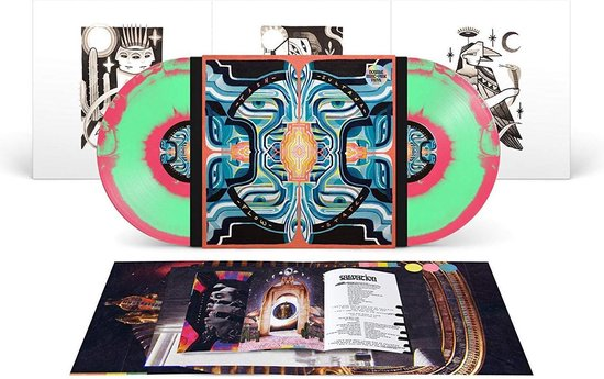 Flow State (Coloured Vinyl) - Tash Sultana