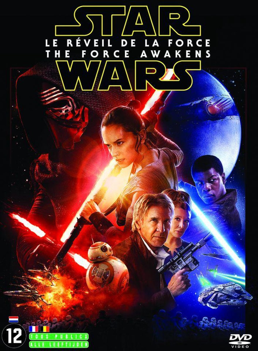Star Wars Episode 7: The Force Awakens - Movie
