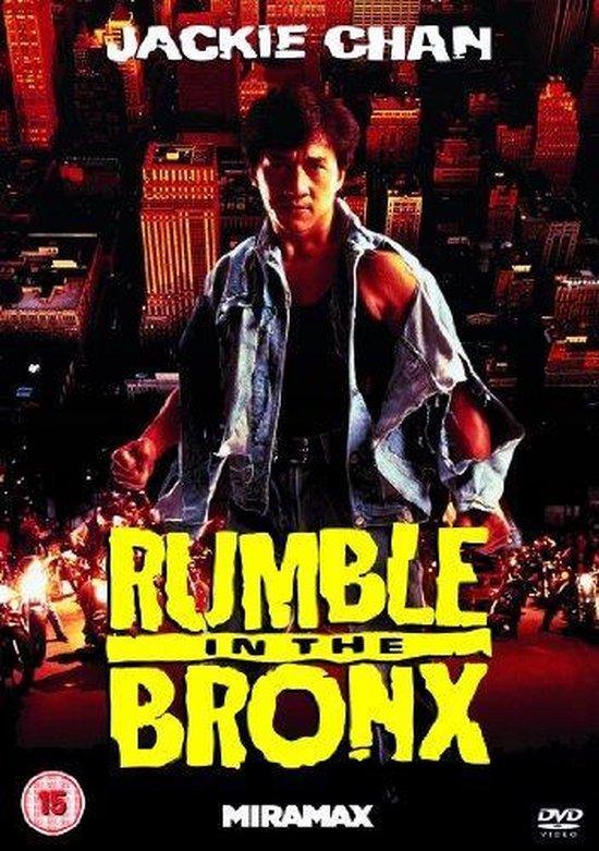 Cover van de film 'Rumble In The Bronx'