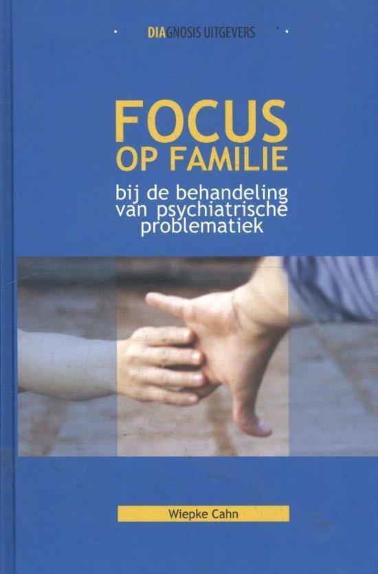 Focus op familie - Wiepke Cahn  