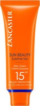 Lancaster Sun Beauty Sublime Tan Silky Cream SPF15 Zonnebrand - 50 ml