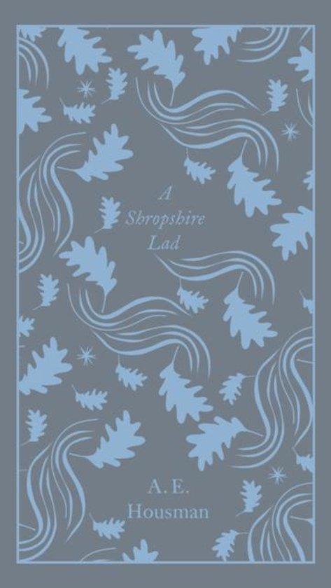 Boek cover A Shropshire Lad van A.E. Housman (Hardcover)