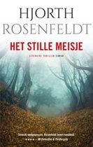 Boekomslag van 'Het stille meisje'