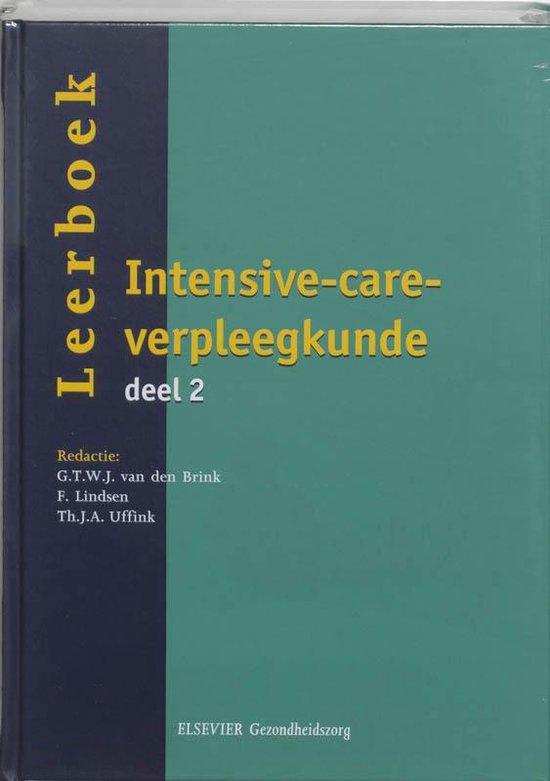 II Leerboek intensive-care-verpleegkunde - J. van den Brink |