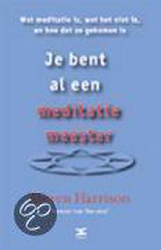 Je Bent Al Een Meditatiemeester - Steven Harrison |