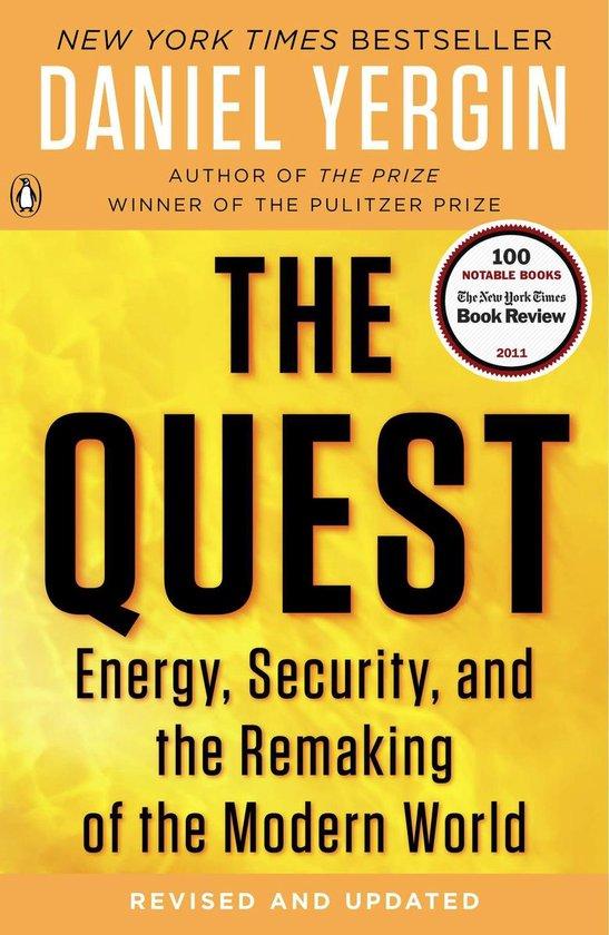 Boek cover Quest (Revised and Updated) van Daniel Yergin (Onbekend)