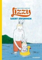 Prentenboek Lizzy leert zwemmen