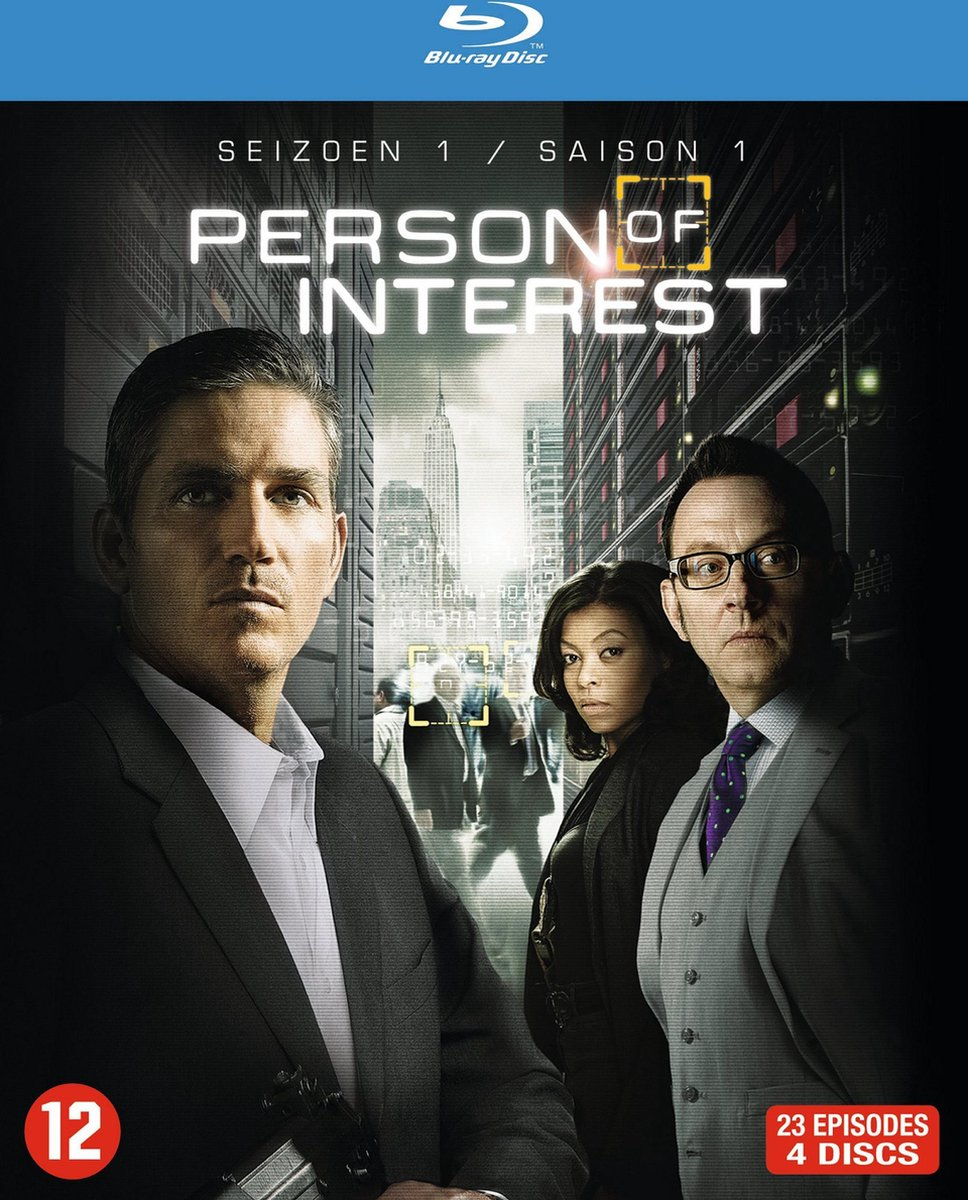 Person Of Interest - Seizoen 1 (Blu-ray) - Tv Series