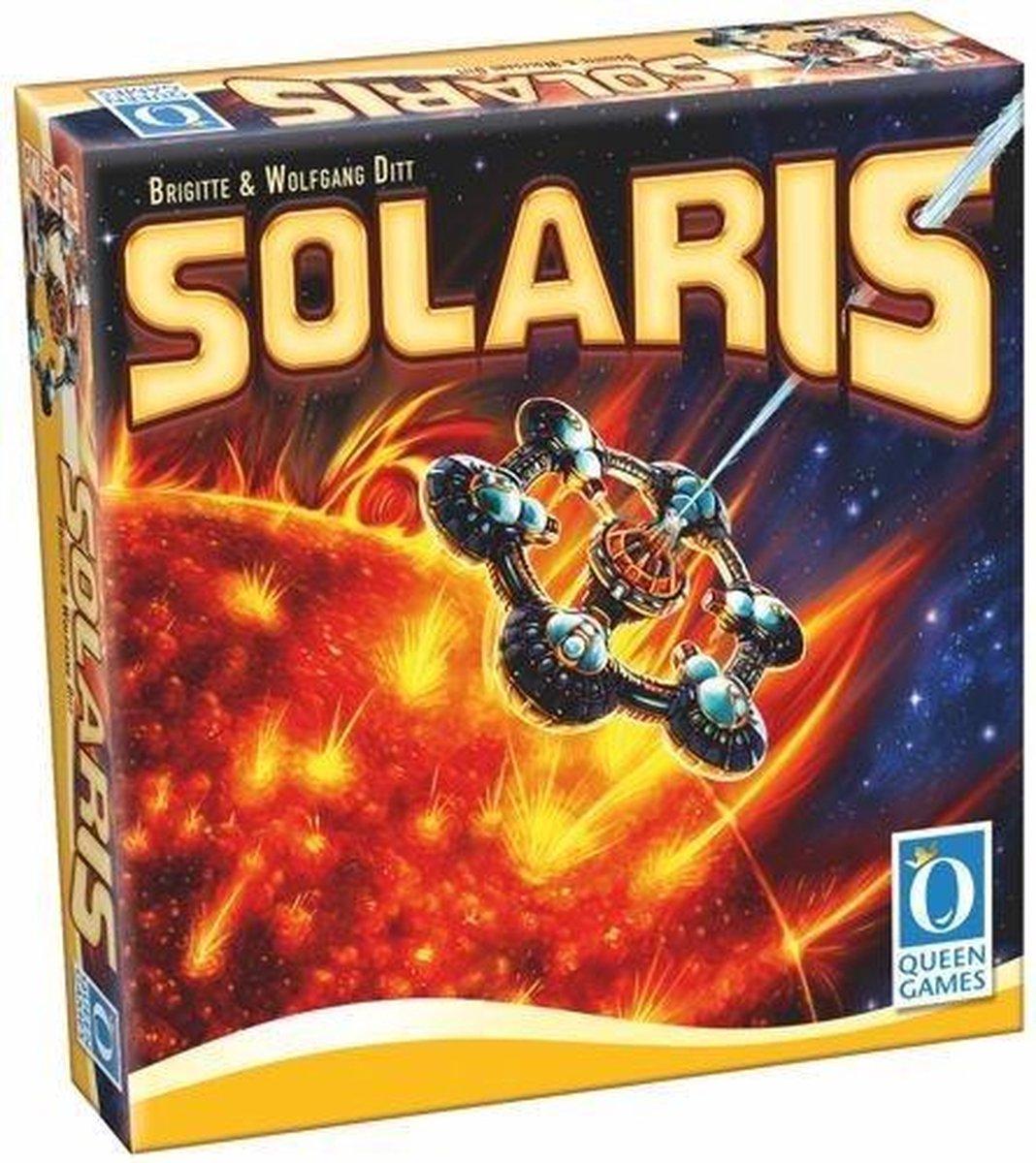 Solaris bordspel - Queen Games